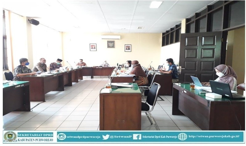 Komisi I rapat dengan Arpusda