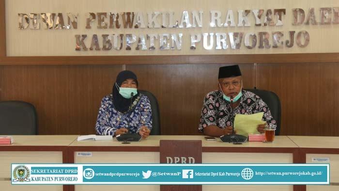 DPRD Kabupaten Purworejo Menerima Koordinasi dari Komisi II DPRD Kab.Sukoharjo