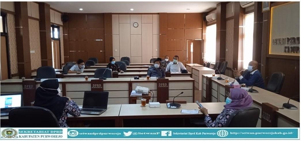 Komisi IV rapat dengan Dinas Kesehatan