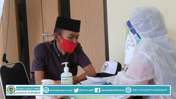 Medical General Chekcup DPRD Kabupaten Purworejo